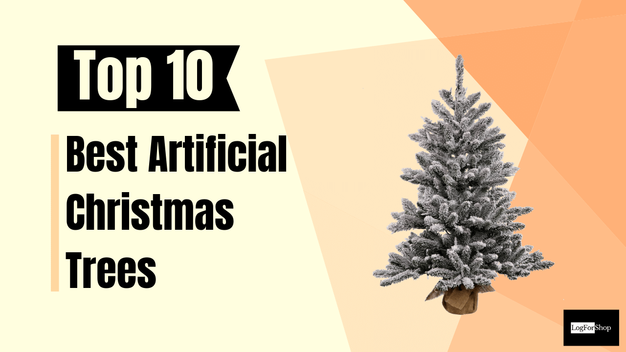Top 10 Best Buy Artificial Christmas Trees Review And