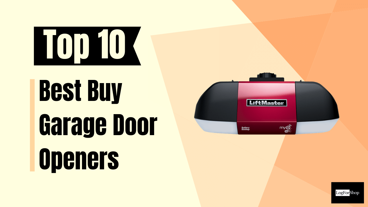 Enjoy Easy Opening And Closing With Top 10 Leading Garage Door
