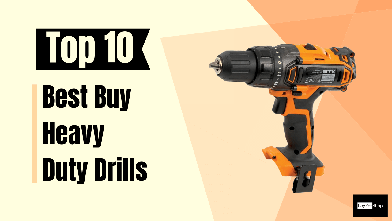Heavy Duty Drills