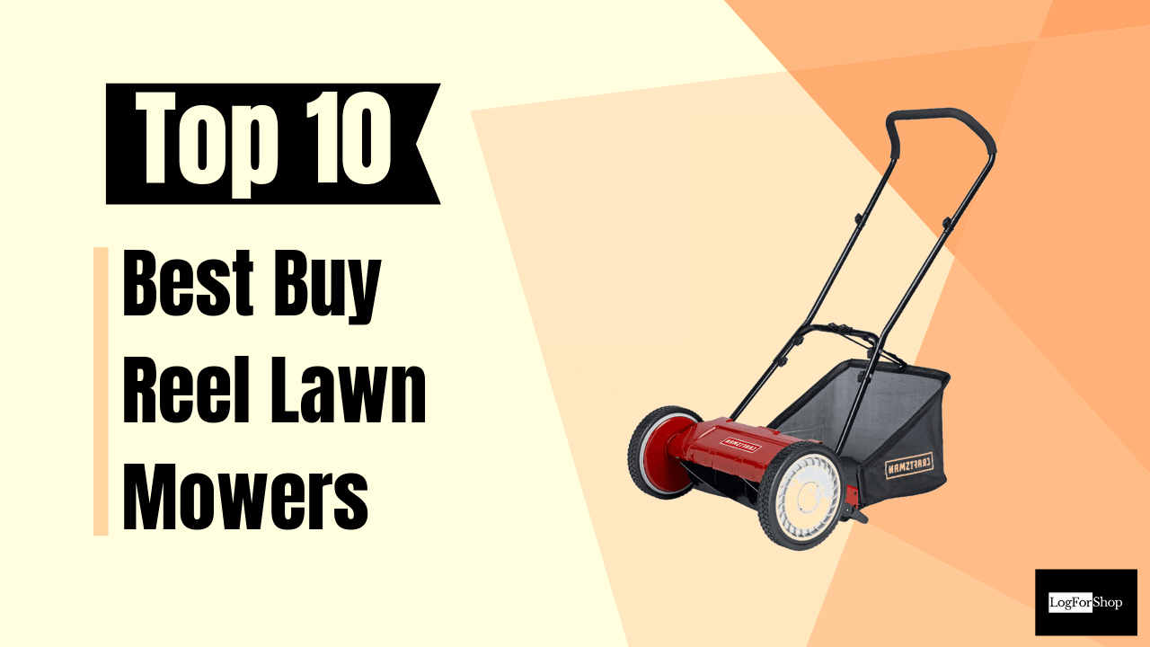 Reel Lawn Mowers