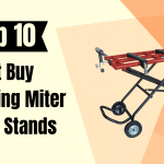 Rolling Miter Saw Stands