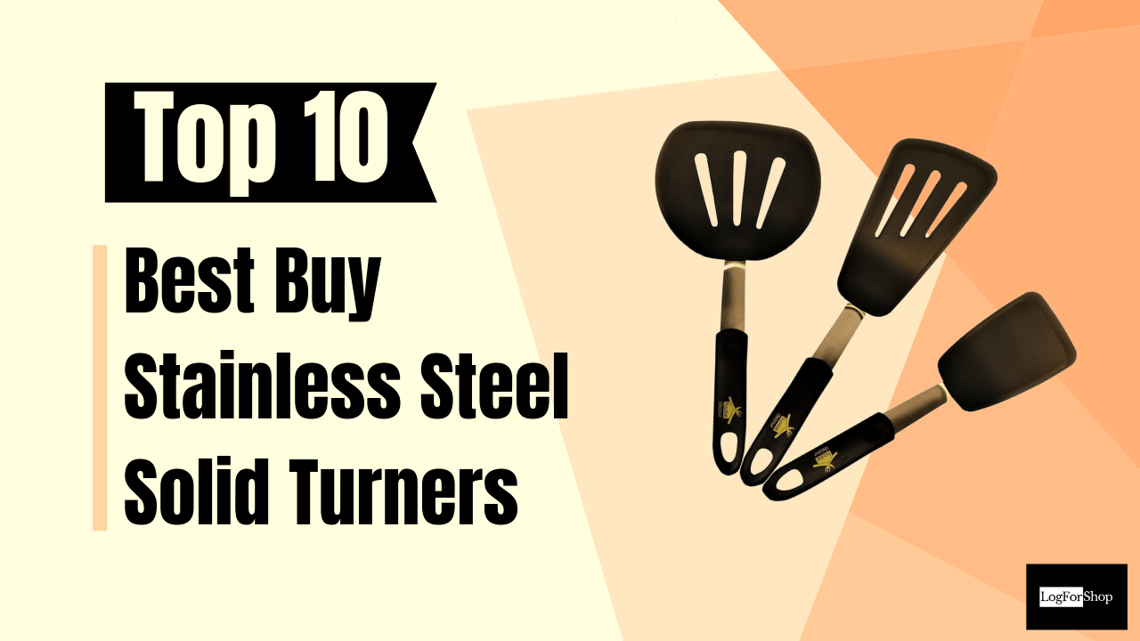 Stainless Steel Solid Turners