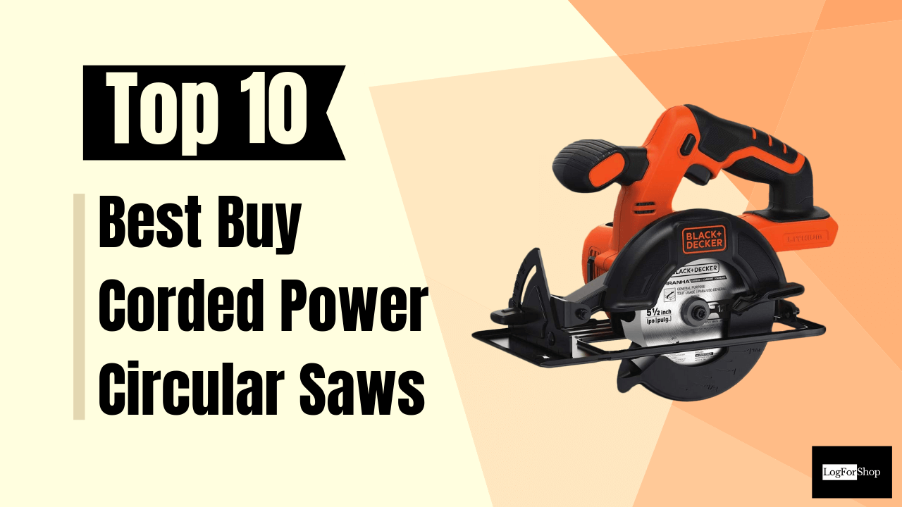 Corded Power Circular Saws