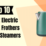 Electric Milk Frothers and Steamers