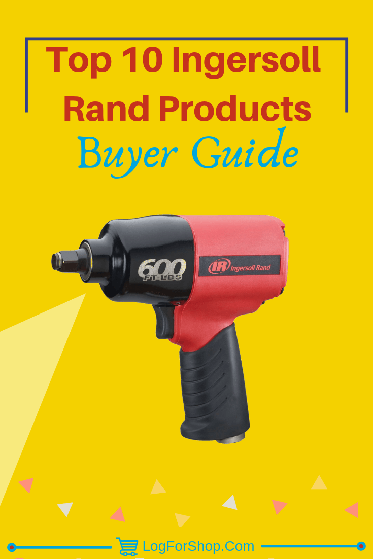 Ingersoll Rand Products buying guide